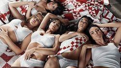 Οι αδερφές Kardashian σε απαρτία στην καμπάνια γνωστού