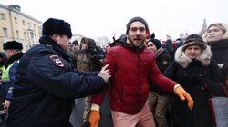 Ρωσία: Χιλιάδες διαδήλωσαν κατά του Πούτιν. Συνελήφθη ο ηγέτης της αντιπολίτευσης