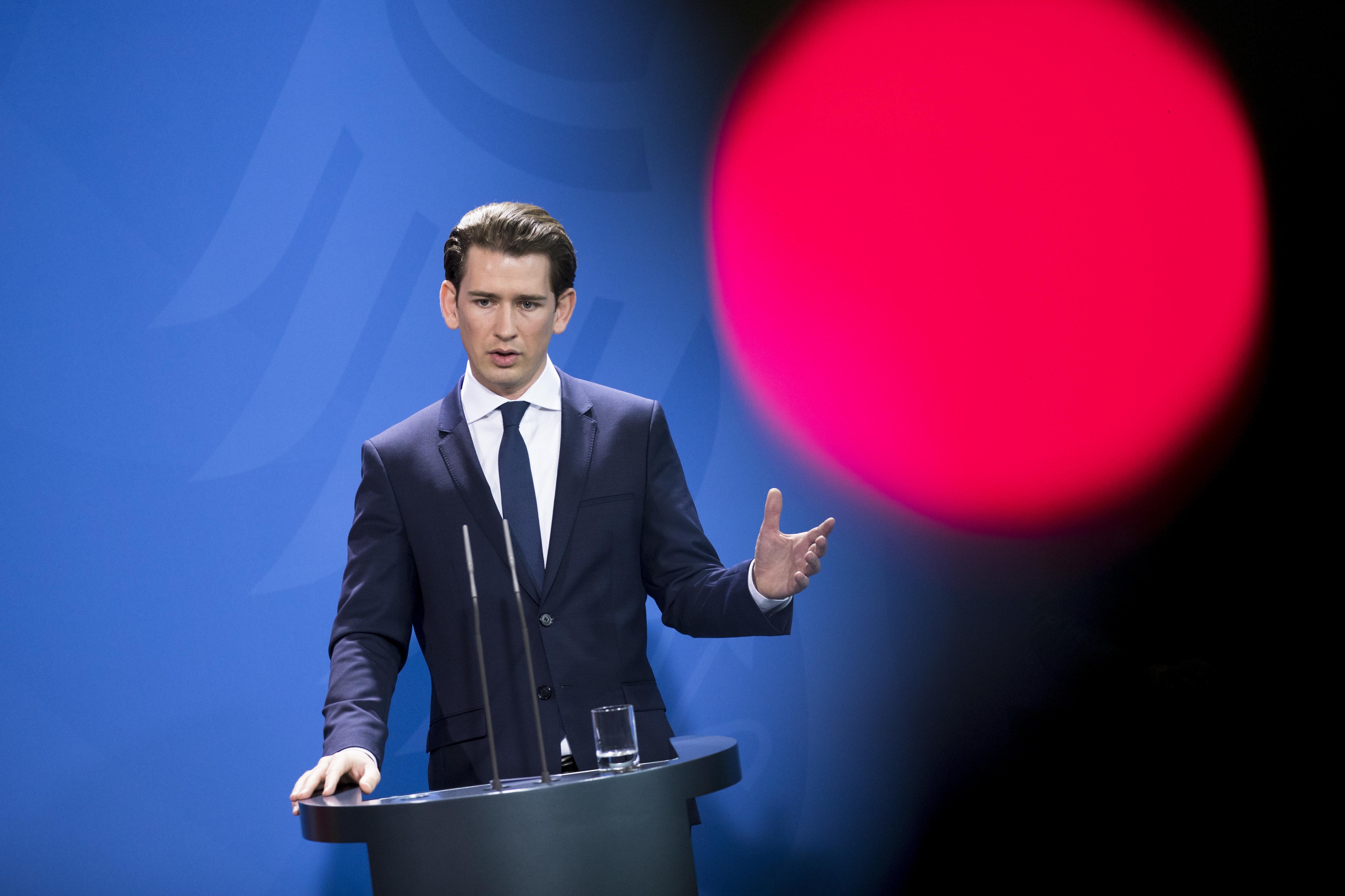 Αυστρία: Το συντηρητικό Λαϊκό Κόμμα του καγκελάριου Κουρτς νικητής των περιφερειακών εκλογών στο ομόσπονδο κρατίδιο της Κάτω