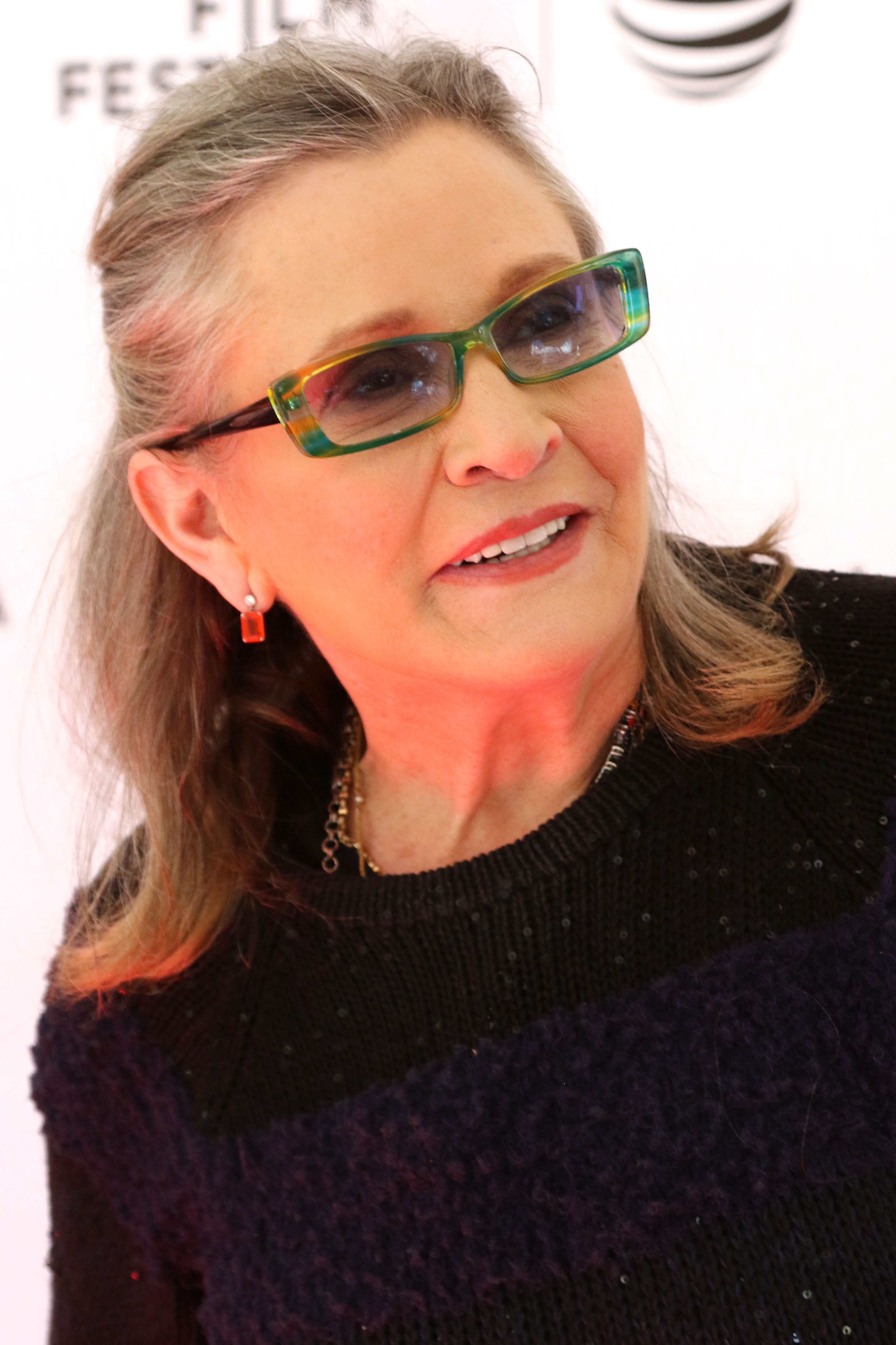 Carrie Fisher Wins First Grammy Award Posthumously At This Year's