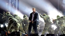 Kendrick Lamar Gets The Grammys Off To A Powerful Start With Politically Charged