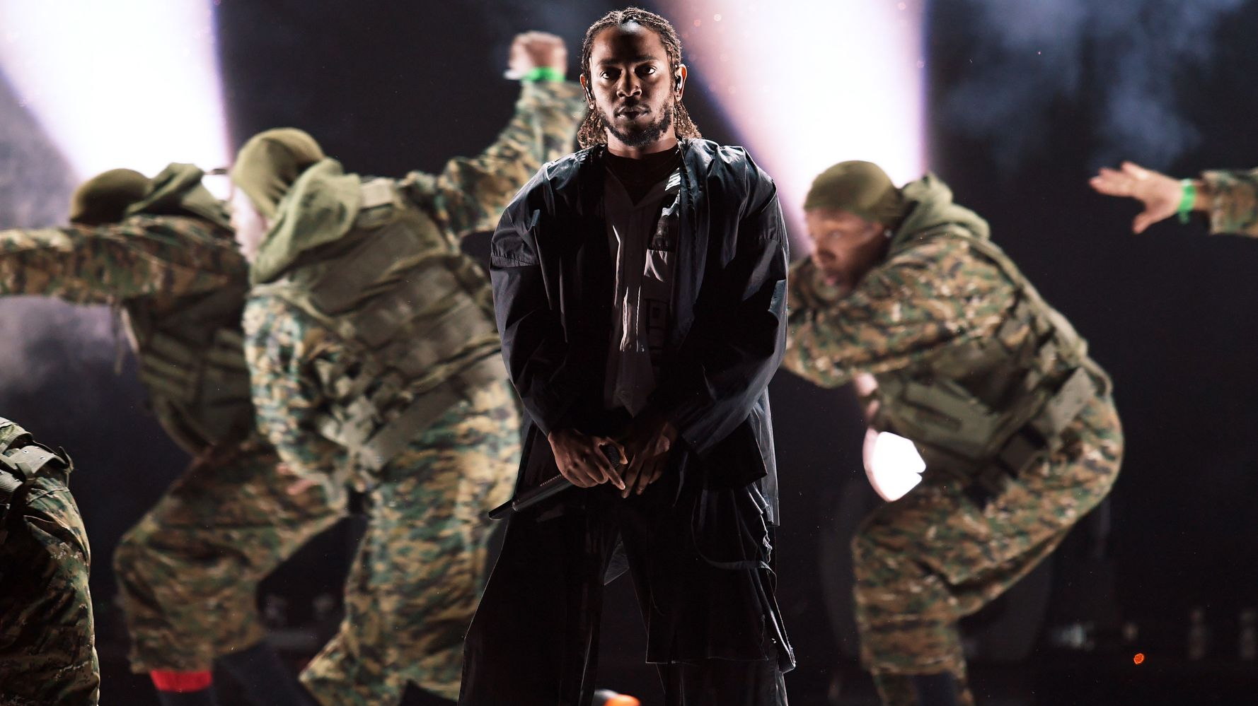 Kendrick Lamar, U2, Dave Chappelle Send Powerful Message