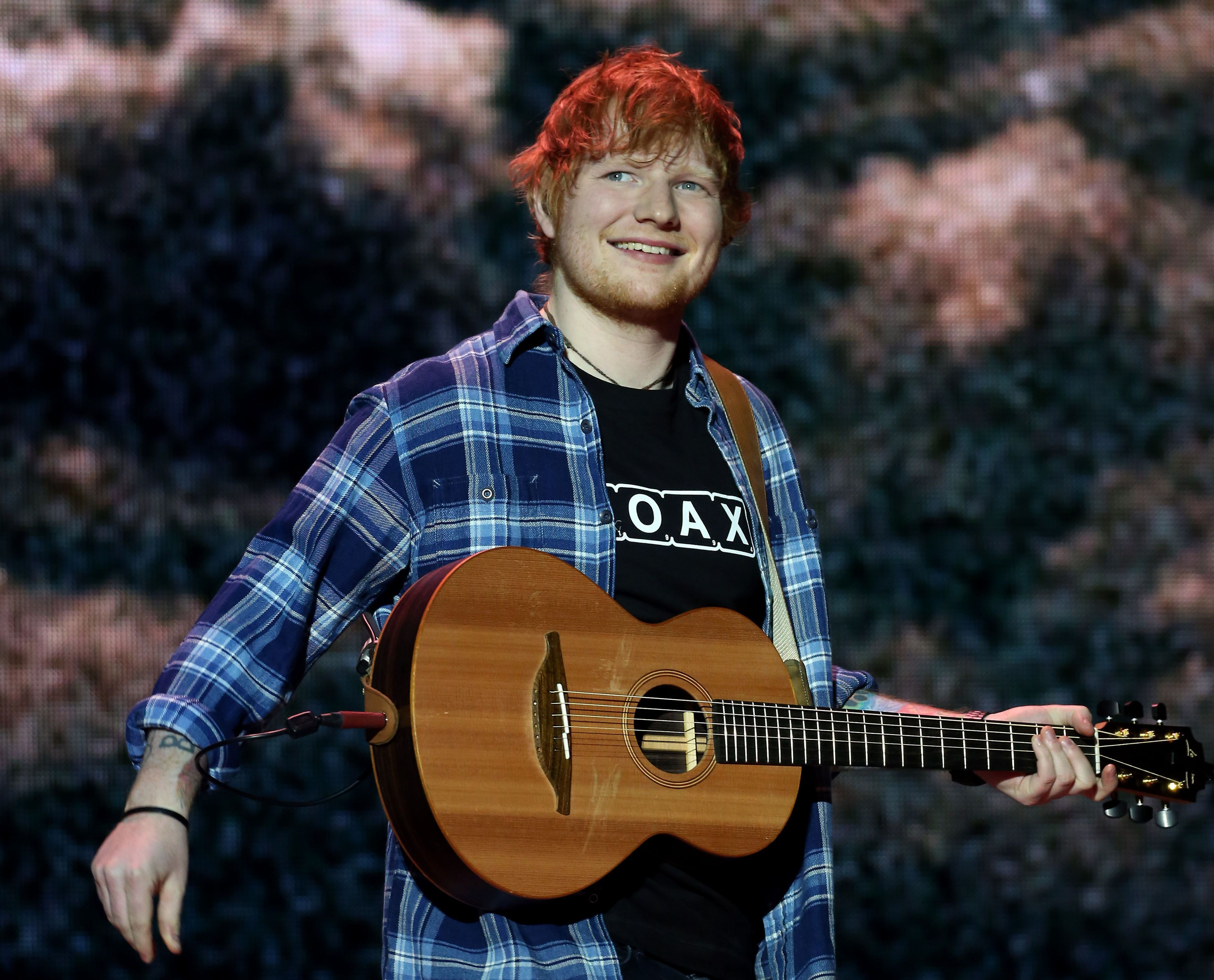 Not Everyone Was Happy To See Ed Sheeran Win Over Four Women At The