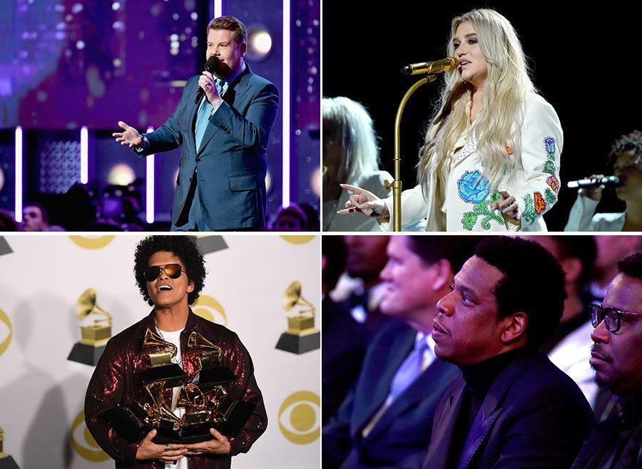 It Had Its Moments, But This Year's Grammys Felt Like A Wasted Opportunity: HuffPost