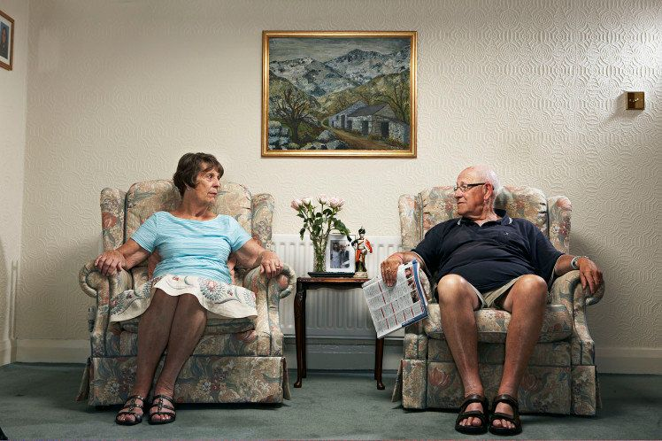 June Bernicoff Announces She Won't Return To 'Gogglebox' Following The Death Of Her Husband