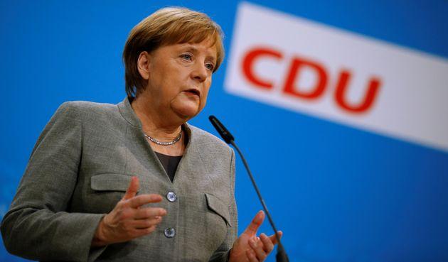 CDU-Konservativer kritisiert, wie Union über Merkel-Nachfolge