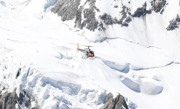 The accident occurred in Chamonix-Mont-Blanc (file