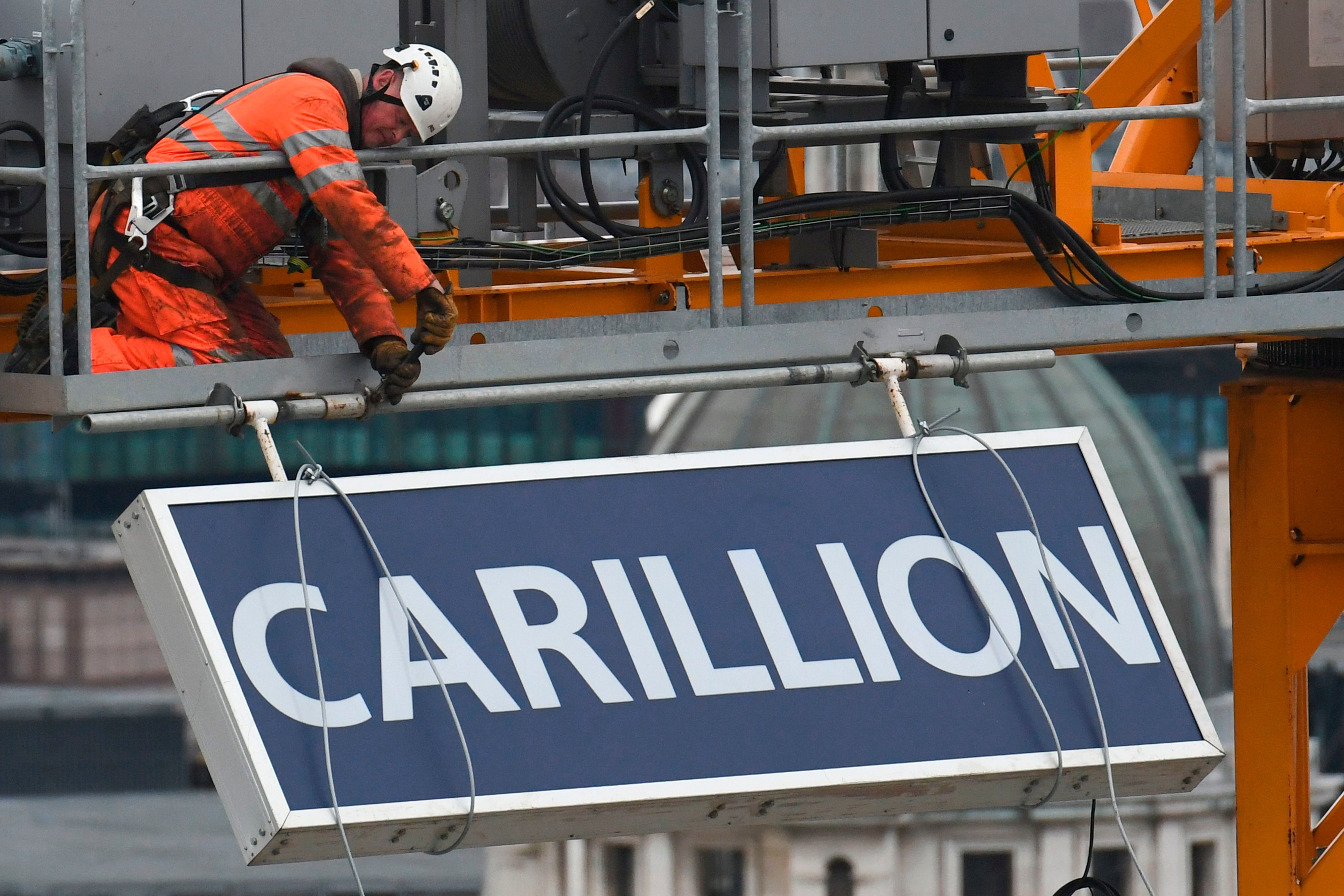 Carillion accountant KPMG faces probe by watchdog