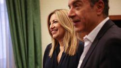 Διαψεύδουν Γεννηματά - Θεοδωράκης κυβερνητική συνεργασία με ΣΥΡΙΖΑ, αντί των