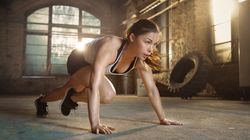 Mountain Climbers Are The Full Body Exercise You Can Do