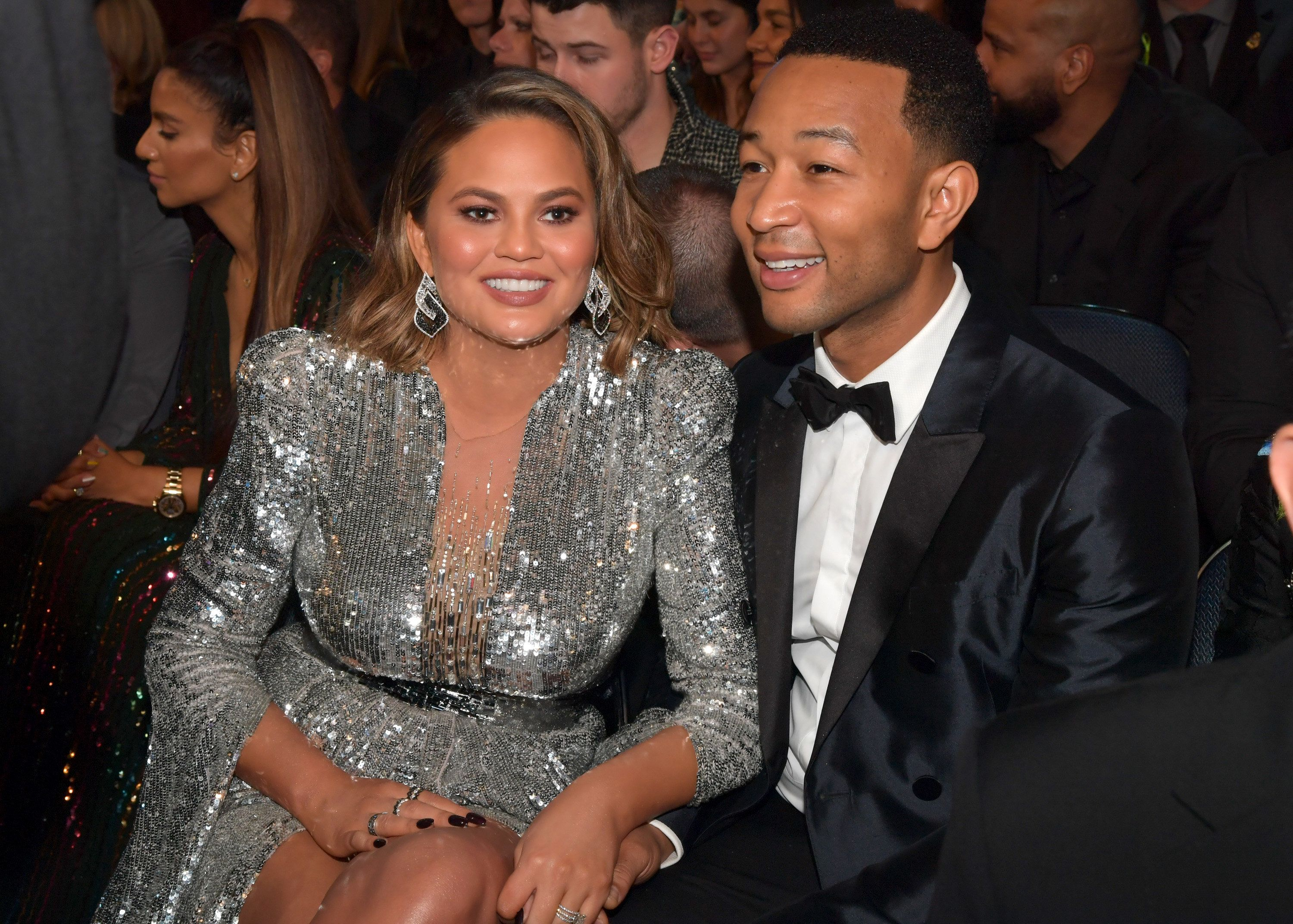 Chrissy Teigen And John Legend Revealed The Sex Of Their Baby After The