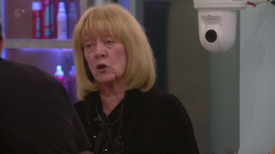 CBB's Amanda Barrie Faces Backlash After Defending Ann Widdecombe's Anti-LGBT+