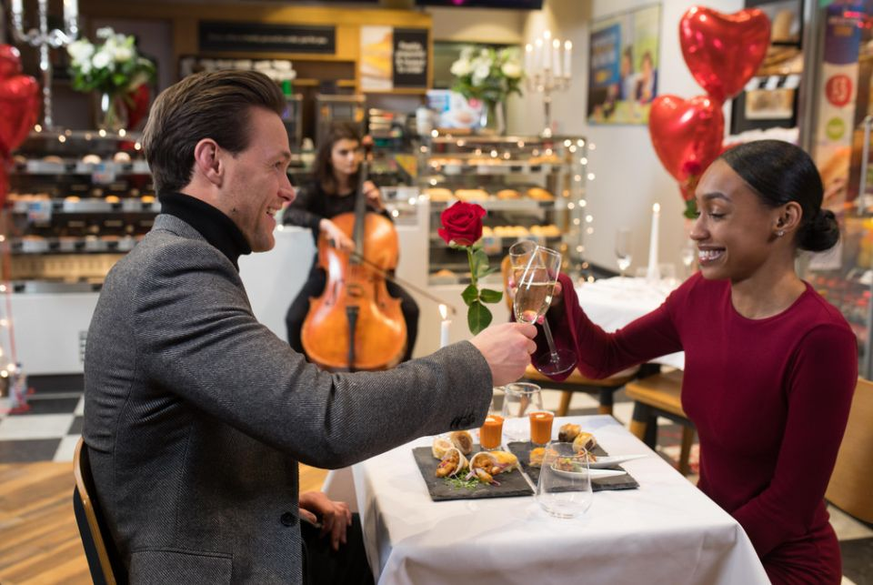 Greggs Are Letting You Dine In For Valentine's Day Because Love Doesn't Need To Be