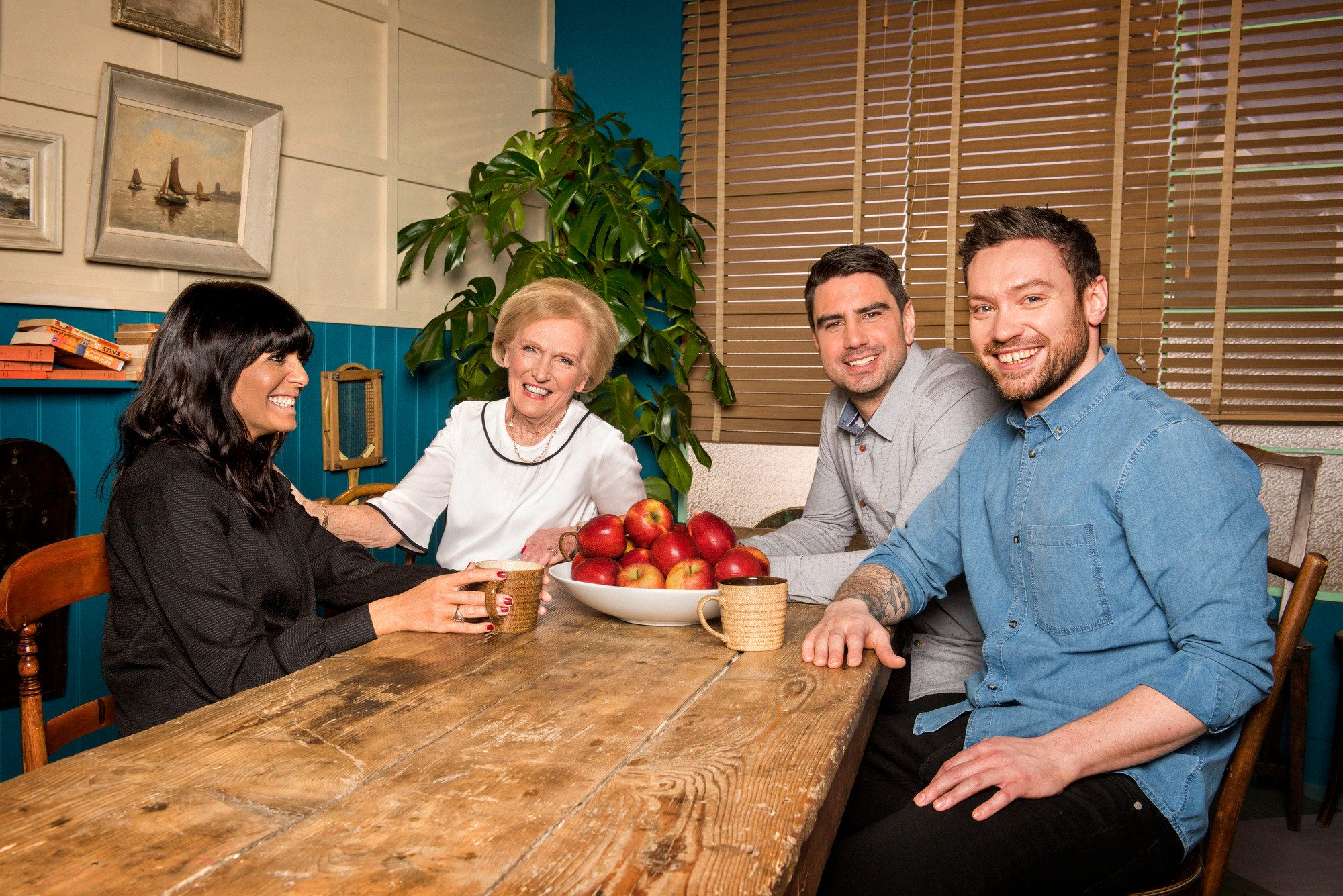 Mary Berry's New Co-Star Dan Doherty Apologises After Anti-Gay Slurs Are Found On Twitter