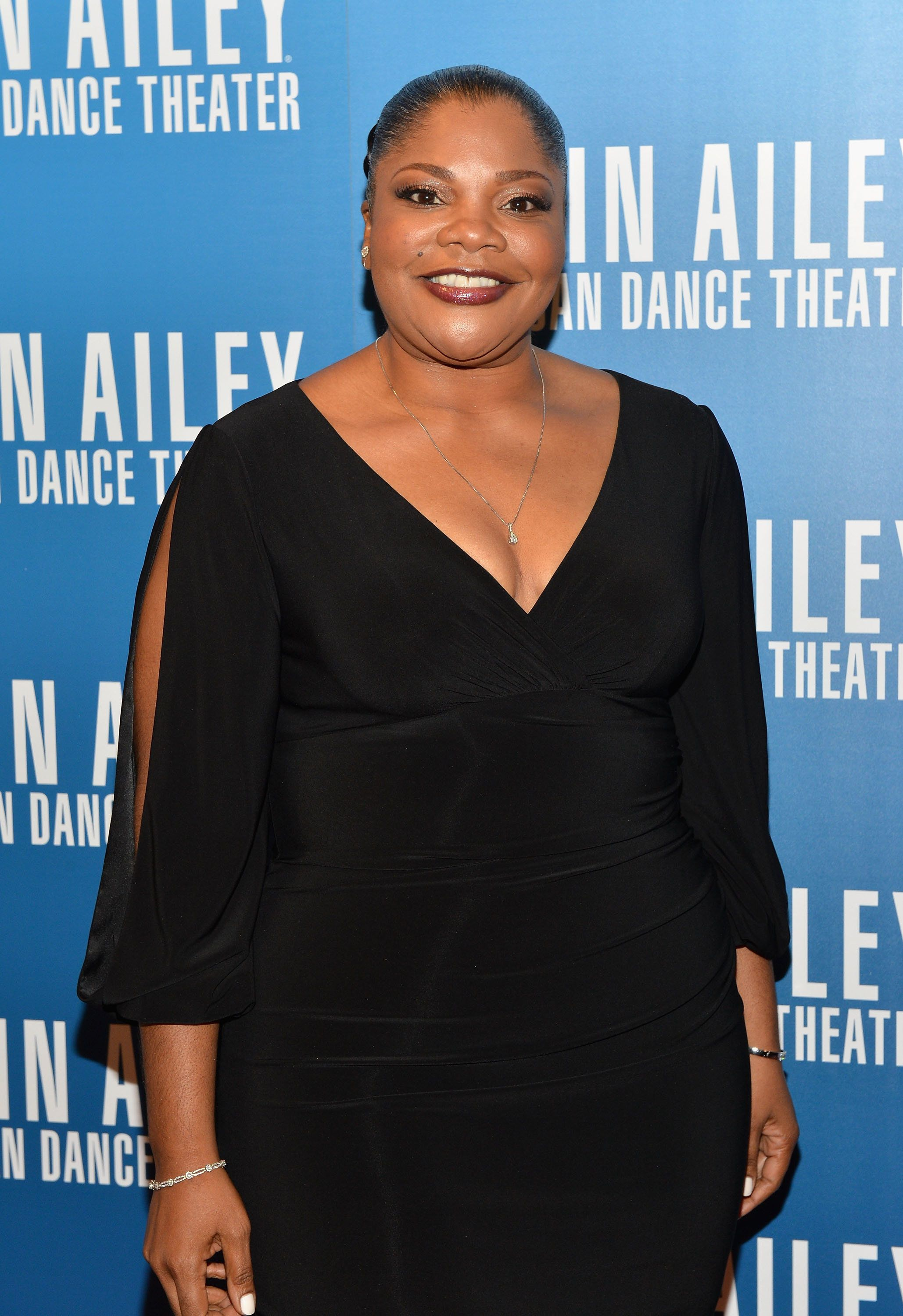 NEW YORK, NY - NOVEMBER 28:  Comedienne/actress Mo'Nique attends the Alvin Ailey American Dance Theater Opening Night Gala at New York City Center on November 28, 2012 in New York City.  (Photo by Slaven Vlasic/Getty Images)