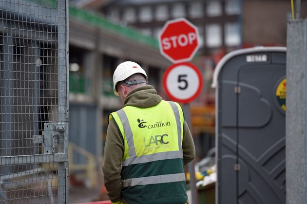 Carillion Collapse: Apprentices Won't Be Paid Once January Ends, Ministers