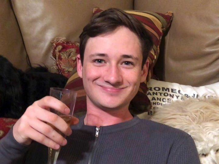 Investigators have said that Blaze Bernstein, 19, was stabbed more than 20 times in a park in Lake Forest, California.