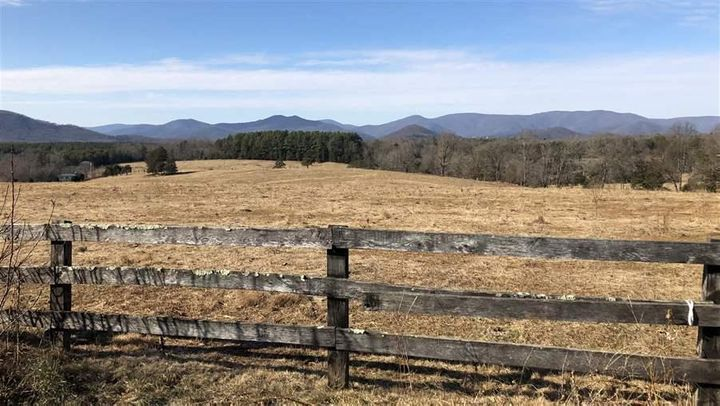 Known for its scenic views of the Blue Ridge Mountains and the Shenandoah National Park, Albemarle County, Virginia, which in