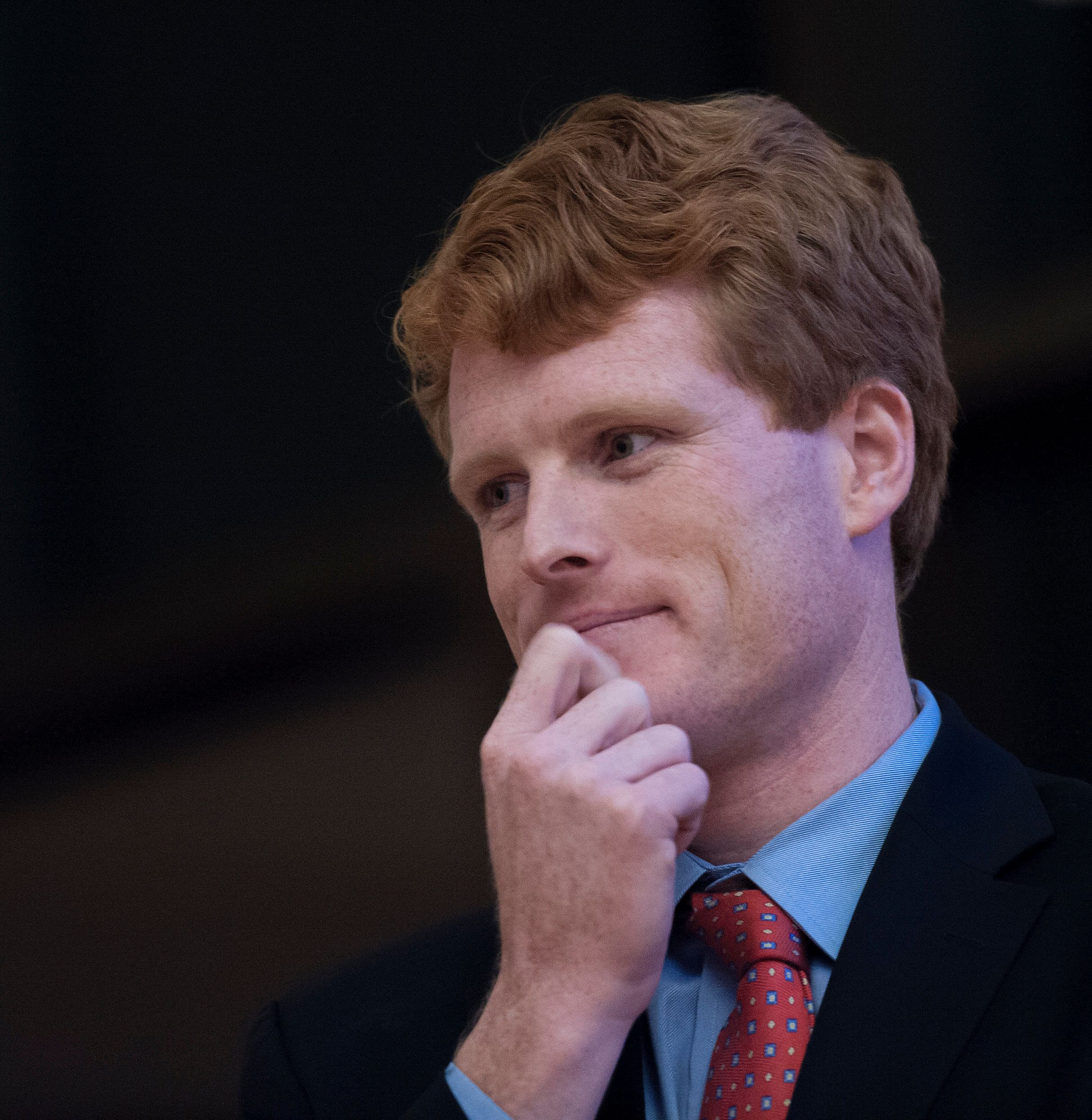 Rep. Joe Kennedy III will deliver the Democratic response to the president's State of the Union address Tuesday.