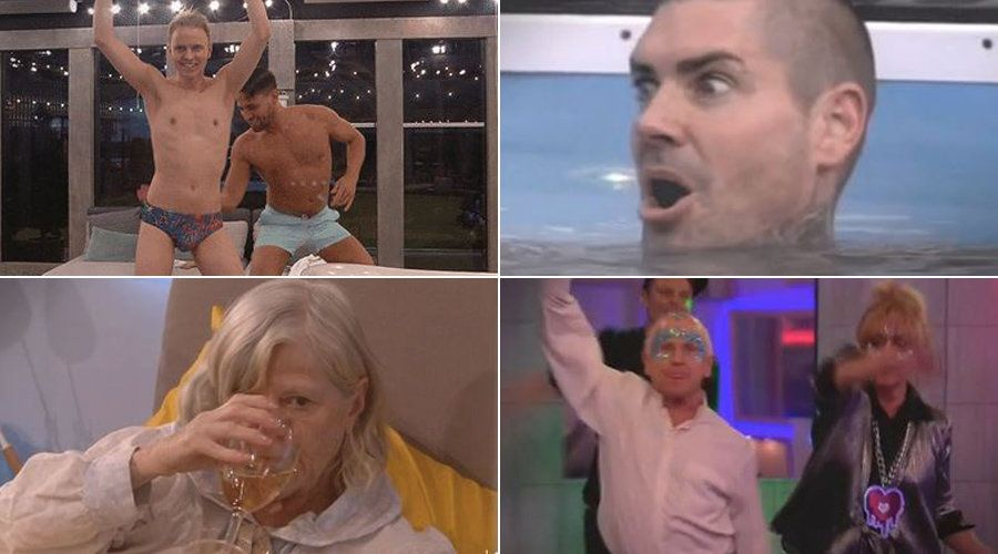31 Things Everyone With Housemates Experiences, As Told By The 'Celebrity Big Brother'