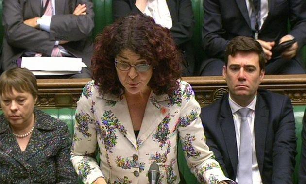 Labour MP Diana