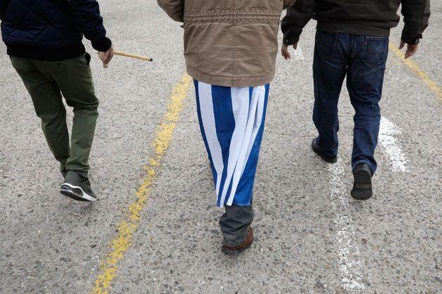 Δύο οι αιτήσεις στο δήμο Αθηναίων για το συλλαλητήριο της Κυριακής στο