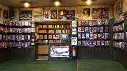 This Guy's Tiny Re-Creation Of A '90s Video Store Is A Nostalgic