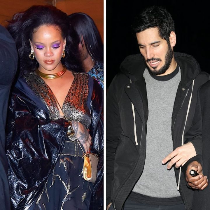 Rihanna left the nightclub after Hassan Jameel exited.