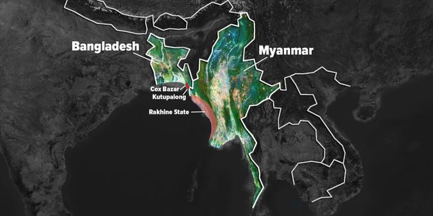 The Hidden Tragedy In Bangladesh's Rohingya Refugee