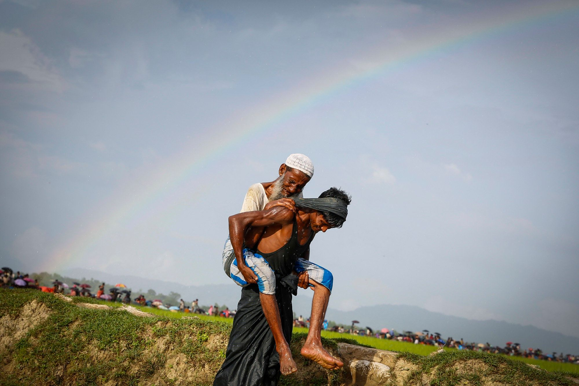 No One Knows How Many Rohingya Have Died After Fleeing