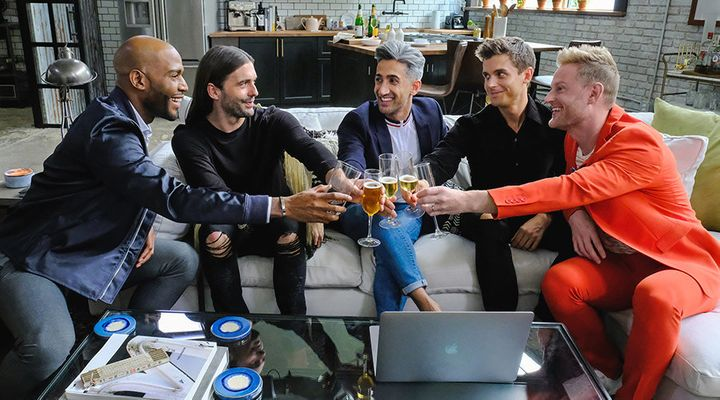 """Queer Eye"" is coming to Netflix."