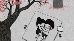 Ces illustrations sont de magnifiques démonstrations d'amour au