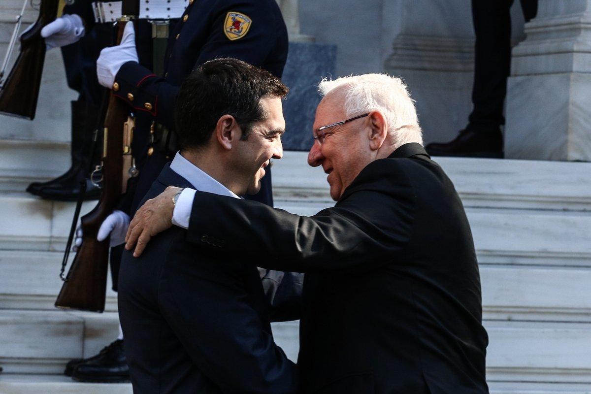 Στη Θεσσαλονίκη ο Πρόεδρος του Ισραήλ για την τοποθέτηση του θεμελίου λίθου του Μουσείου του