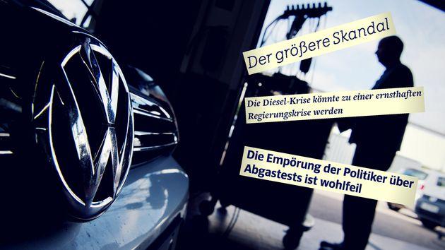 Diesel-Skandal: 7 Lehren aus den Abgasversuchen an Menschen und