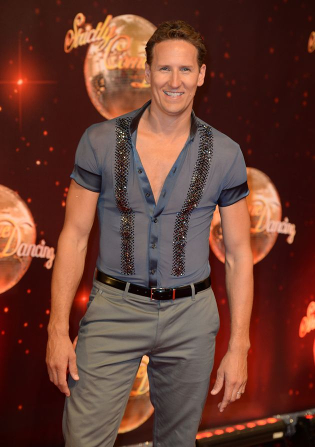 Brendan has appeared on every series of 'Strictly' since it launched in
