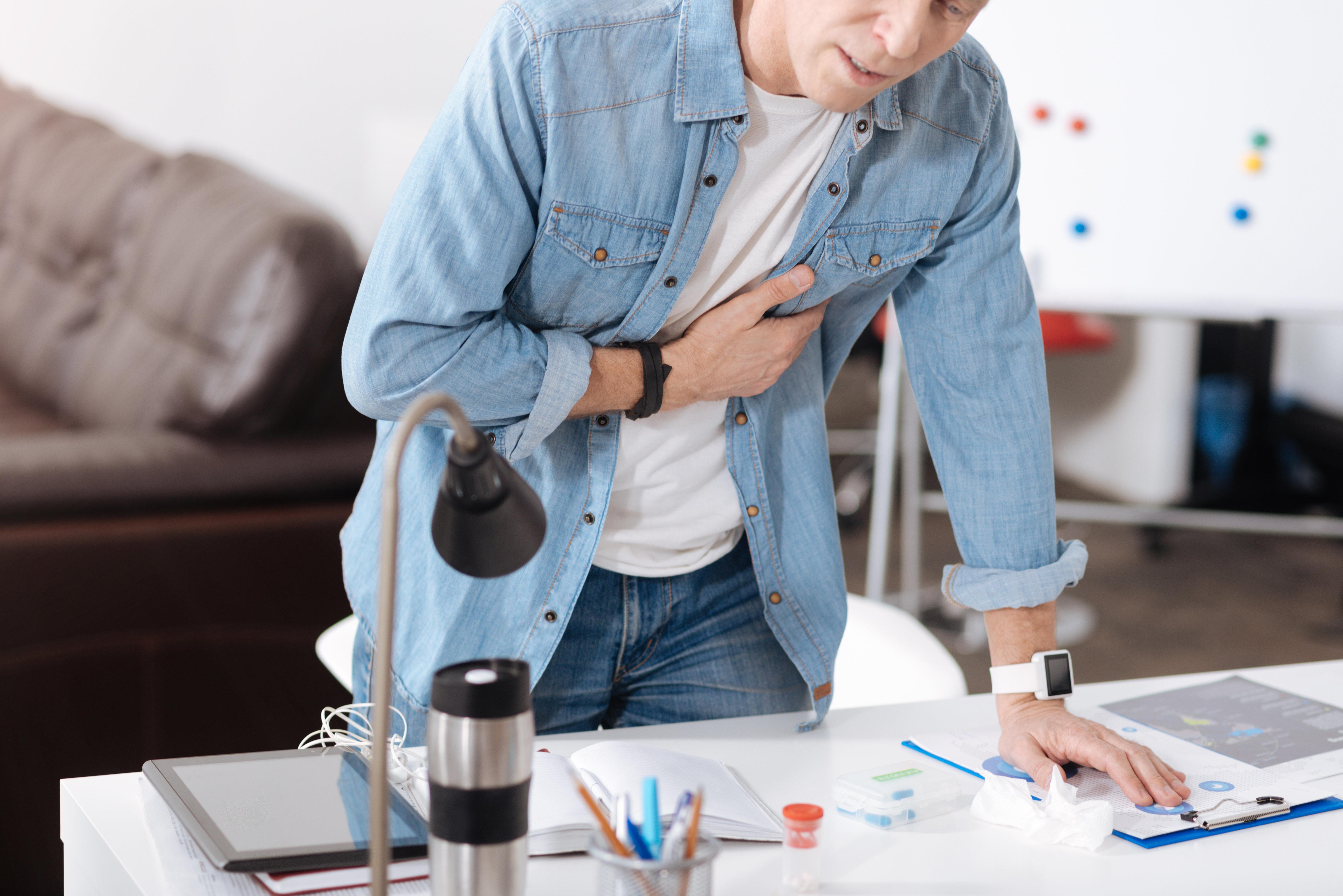 Deutsche Studie: Wie Herzinfarkte das Gehirn schädigen können