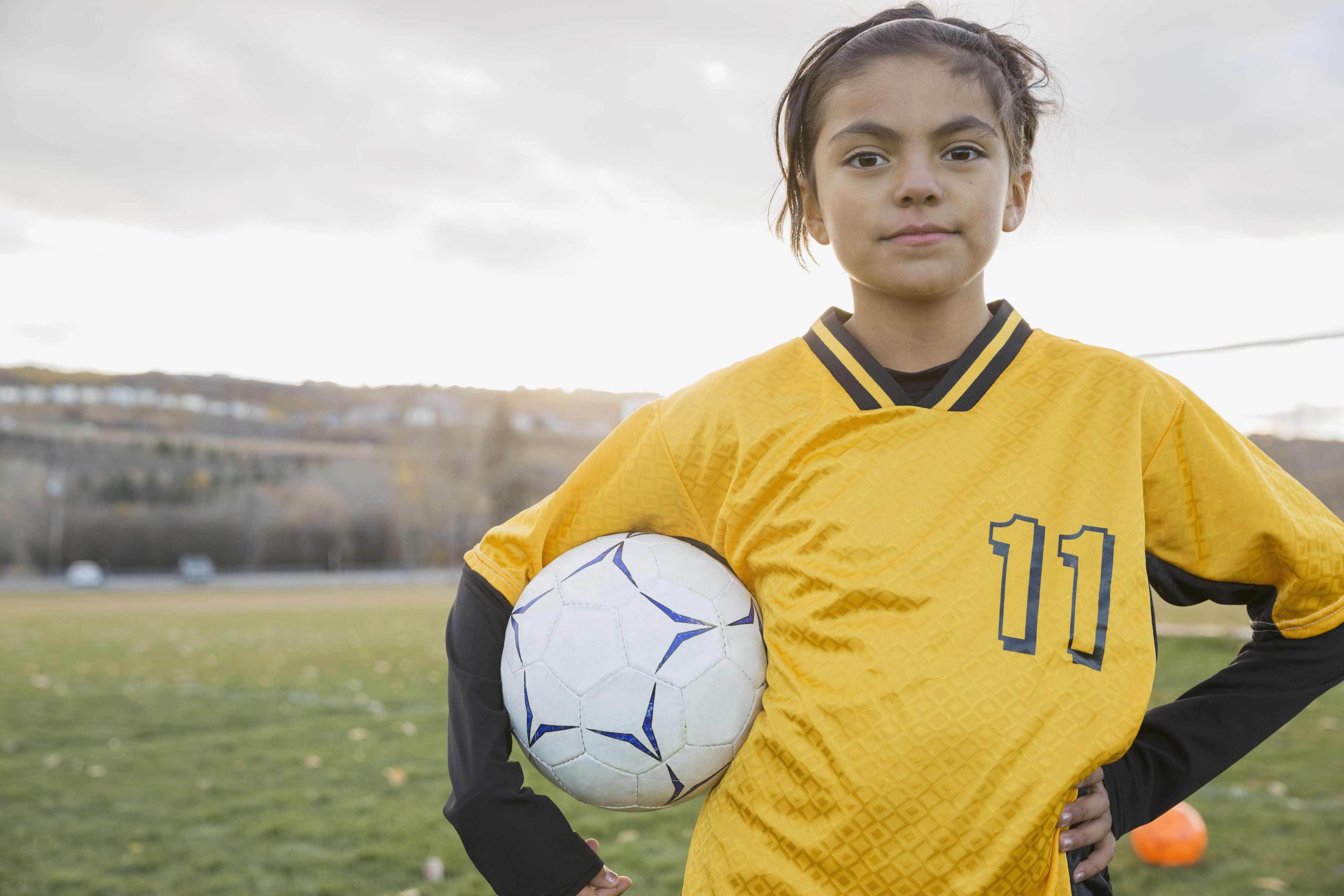 Girls Play Less Sport Than Boys: Here's How You Can Change