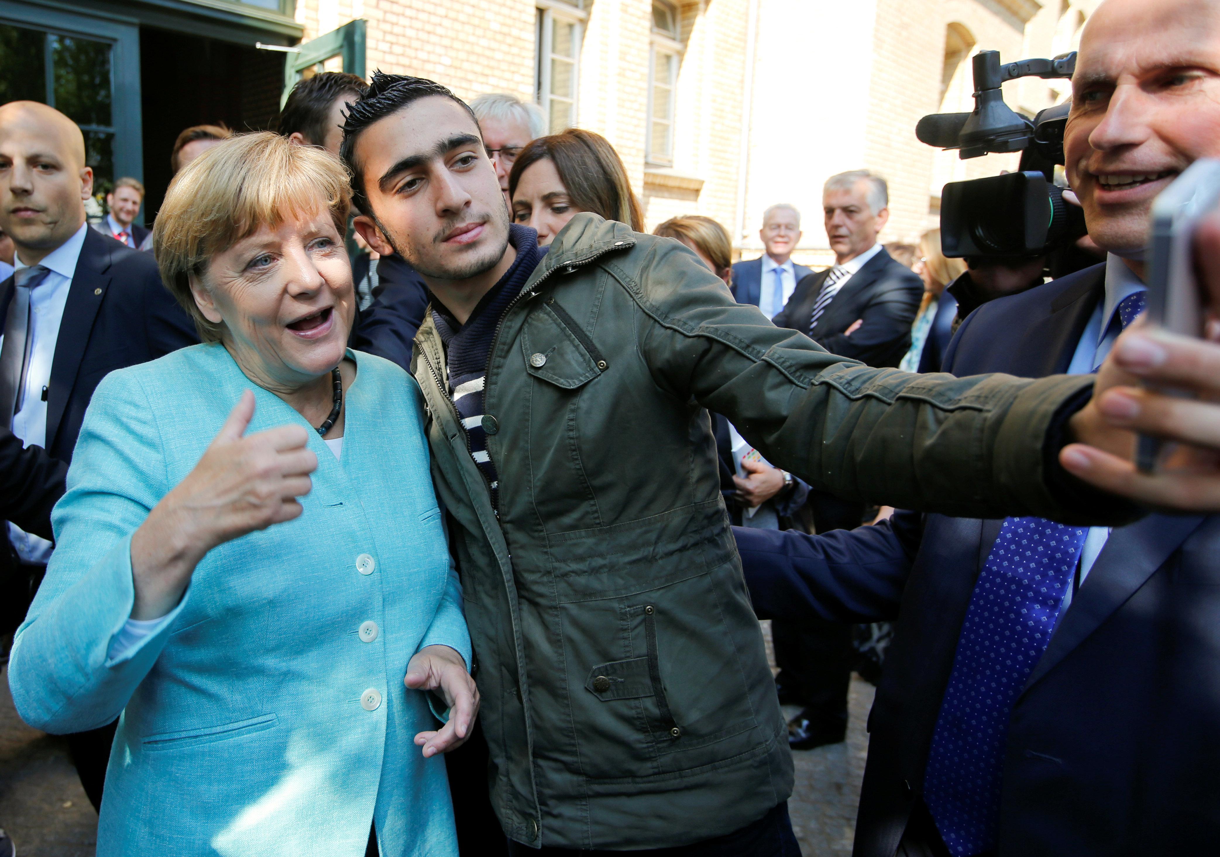 Experte: Das ist der wahre Grund für Merkels Grenzöffnung 2015
