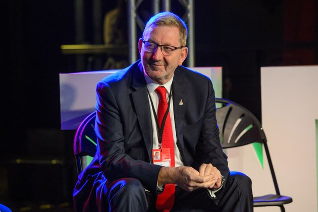 Len McCluskey Tells Labour MPs To Vote Down Theresa May's Brexit Deal To Force General