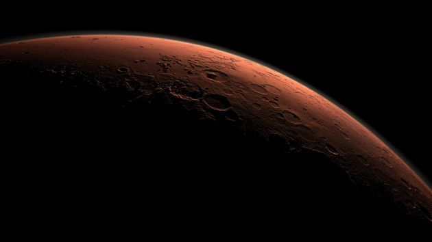 Any journey to the Red Planet could take months or even years to