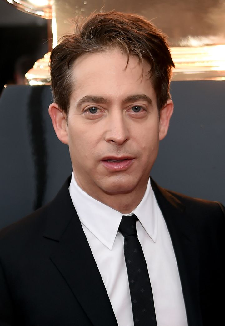 Charlie Walk, who on Monday was accused of sexual misconduct, at the Grammy Awards on Sunday.