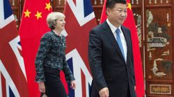 May Warns China To 'Respect The Rulebook' On