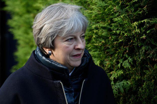 Eine geleakte Studie bringt die britische Regierung in