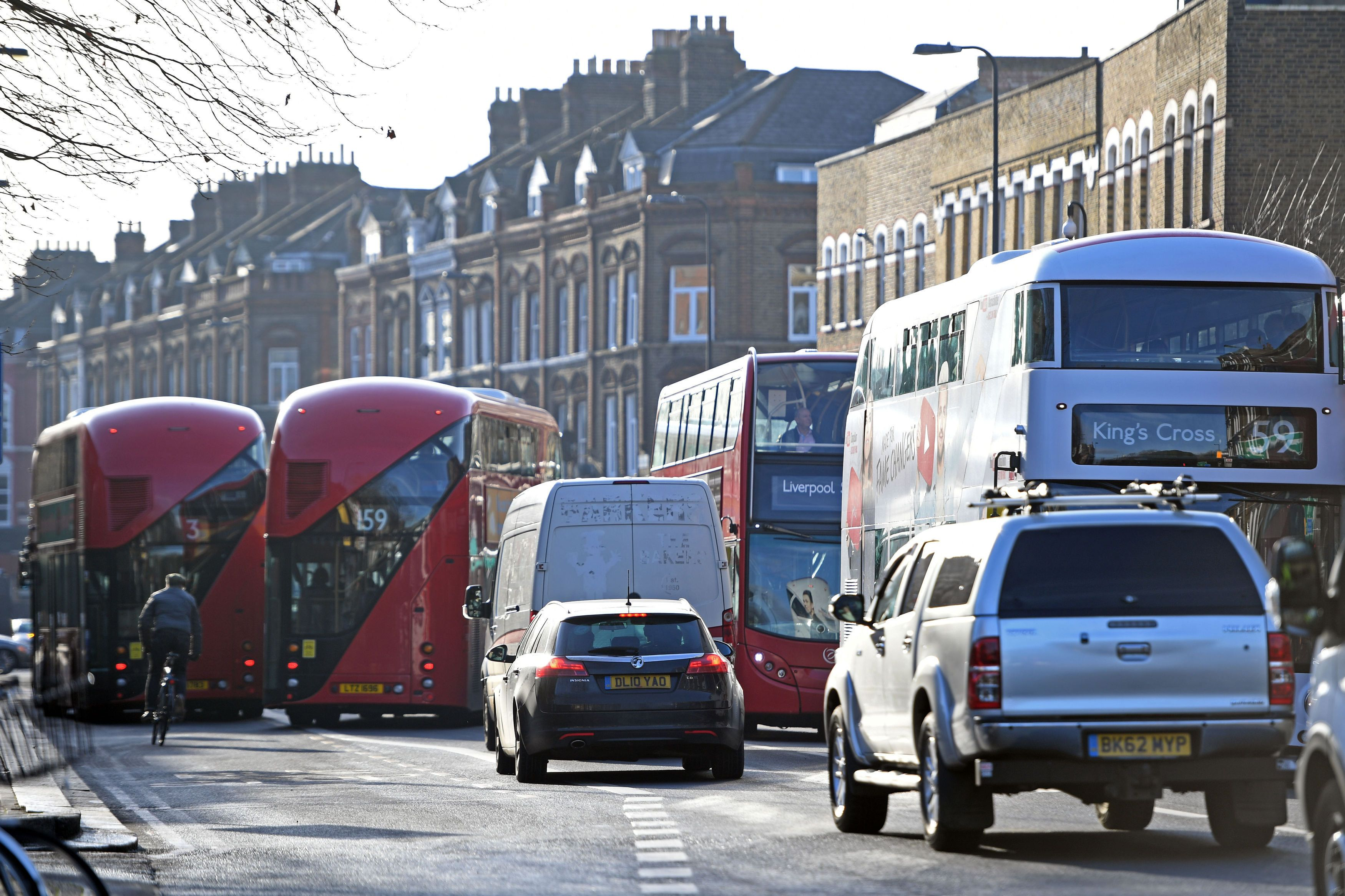 Camden Council first in London to adopt tougher air quality standards