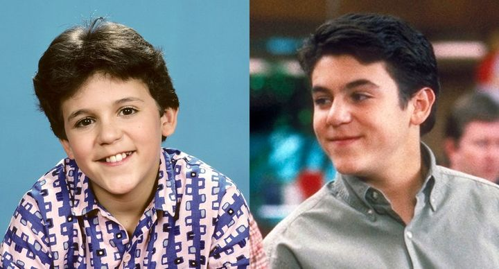Fred Savage grew up before our eyes on six seasons of The Wonder Years.