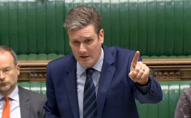 Sir Kier Starmer has demanded the government publish the leaked document in