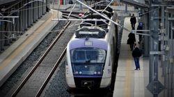 Ξεκινούν τα νέα δρομολόγια Πειραιάς-Αεροδρόμιο με τρένο. Μια ώρα η διαδρομή, ίδιο το
