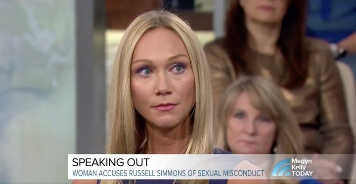 Jennifer Jarosik, who filed a $5 million lawsuit against Russell Simmons last week, said she was twice sexually assaulted by