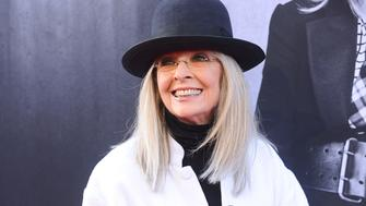 HOLLYWOOD, CA - JUNE 08:  Actress Diane Keaton attends the AFI Life Achievement Award gala at Dolby Theatre on June 8, 2017 in Hollywood, California.  (Photo by Jason LaVeris/FilmMagic)