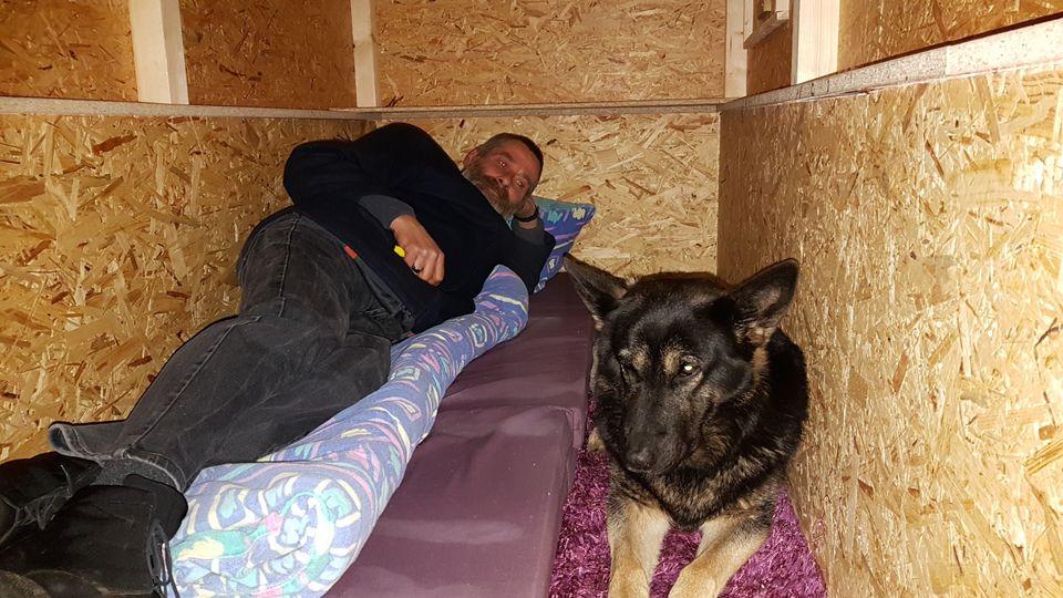 Ich Baue Hauschen Fur Obdachlose Huffpost Deutschland